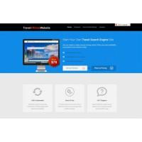 Complete Travel Affiliate Website Script Business! 100% Profit!