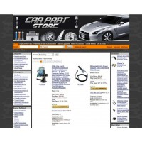 Turnkey Amazon Car Parts Affiliate Store Website Script