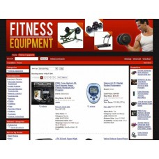 Turnkey Amazon Fitness Affiliate Store Website Script