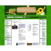 Turnkey Amazon Gardening Affiliate Store Website Script