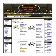 Turnkey Amazon Bike Affiliate Store Website Script