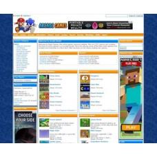 TURNKEY ARCADE WEBSITE SCRIPT 2800 GAMES 100% Automated Money Maker