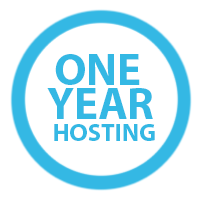 ONE YEAR OF HOSTING