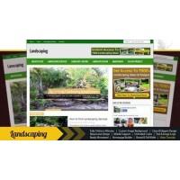 Landscaping Service Niche Blog
