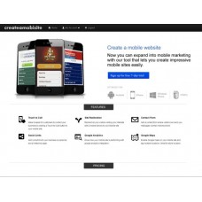 Complete Mobile Website Builder 100% Automated Instant Profit