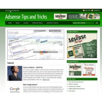 AdSense Tips & Tricks Niche Blog
