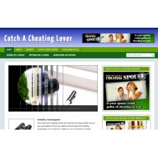 Catch A Cheating Lover Niche Blog