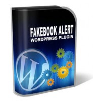 Fakebook Alert wordpress Plugin