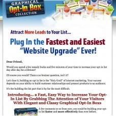 Graphics Opt-In Box Website