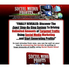 Social Media Profit Website