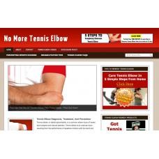 Tennis Elbow Niche Blog